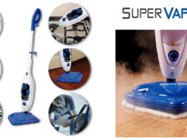 Super Vapor: scopa a vapore che lavare e igienizzare pavimenti e superfici, funziona davvero? Caratteristiche, opinioni e dove comprarla