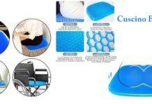 Cuscino Blu-Gel: cuscino di supporto in gel polimerico iper-elastico, funziona davvero? Caratteristiche, opinioni e dove comprarlo