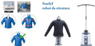 Starlyf Robot da Stiratura: funziona davvero? Che cos'è, a cosa serve, caratteristiche e dove comprarlo
