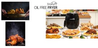 Oil Free Fryer Starlyf: friggitrice ad aria calda, funziona davvero? Caratteristiche, opinioni, prezzo e dove comprarla