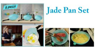 Jade Pan Set: Padelle rivestite in quarzo di giada, funzionano davvero? Cosa sono, caratteristiche, opinioni e dove comprarle