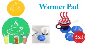 Warmer Pad Scalda Tazze Portatile, funziona davvero? Che cos'è, caratteristiche, opinioni e dove comprarlo