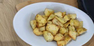 Come fare le Patate fritte nella friggitrice ad aria: cosa occorre e procedimento