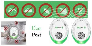 Ecopest repellente elettronico contro insetti e roditori, funziona davvero? Come funziona, opinioni e dove comprarlo