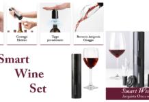 Smart Wine Set: kit per aprire, servire e conservare il vino, funziona davvero? Caratteristiche, opinioni e dove comprarlo