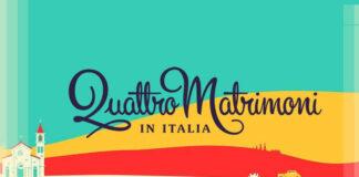 4 Matrimoni in Italia: che cos'è, come funziona, come scrivere per partecipare, orari tv e streaming