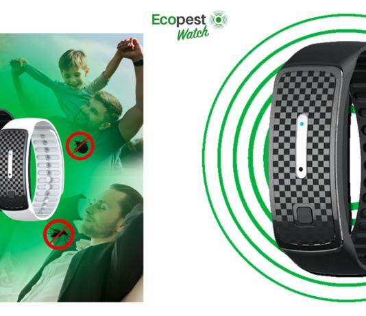 EcoPest Watch: repellente portatile ad ultrasuoni, funziona davvero? Caratteristiche, opinioni e dove comprarlo