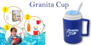 Granita Cup: Tazza per Granita Istantanea, funziona davvero? Caratteristiche, opinioni e dove comprarla