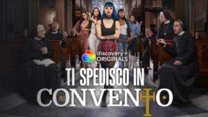 Ti Spedisco in Convento: come funziona, come scrivere per partecipare, orari tv e streaming