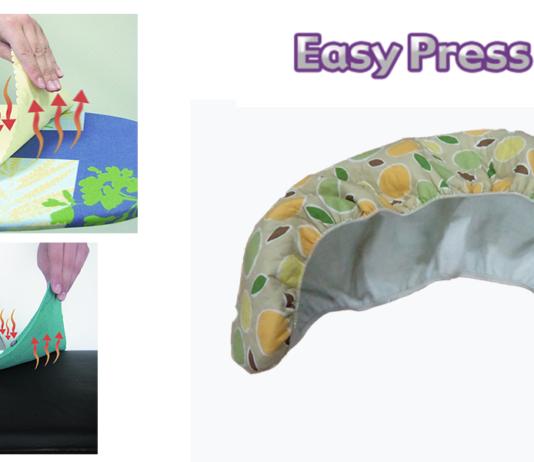 Easy Press: Copriasse per una stiratura perfetta, funziona davvero? Caratteristiche, Opinioni e dove comprarlo