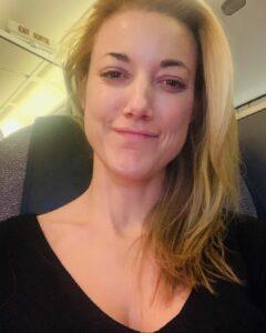 Zoie Palmer biografia: chi è, età, altezza, peso, figli, marito, Instagram e vita privata