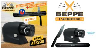 L'Arrotino Beppe: affila tutto elettrico, funziona davvero? Caratteristiche, opinioni, prezzo e dove acquistarlo