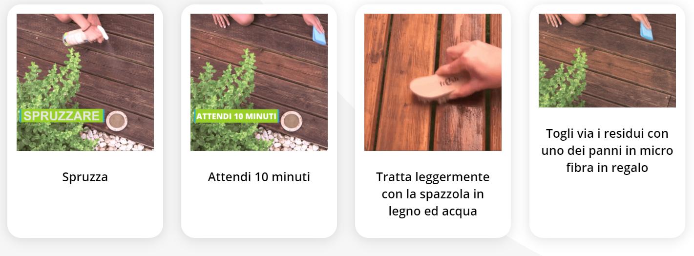 Rigenera Legno: eco rigenerante per legno, pietra e plastica, funziona davvero? Opinioni, prezzo e dove comprarlo