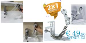 Extra Doccetta: flessibile con doccetta per lavandino, funziona davvero? Opinioni, offerta, prezzo e dove comprarlo