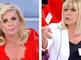"""Gemma Galgani giudica il modo di vestire di Tina Cipollari: """"dovrebbe adottare un look più fresco e giovanile"""""""