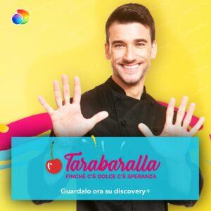Tarabaralla Finché c'è dolce c'è speranza: che cos'è, come funziona, come scrivere per partecipare, orari tv e streaming