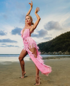 Oxana Lebedew biografia: chi è, età, altezza, peso, figli, marito, Instagram e vita privata